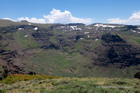 Little Blitzen Canyon - Steens Mountain